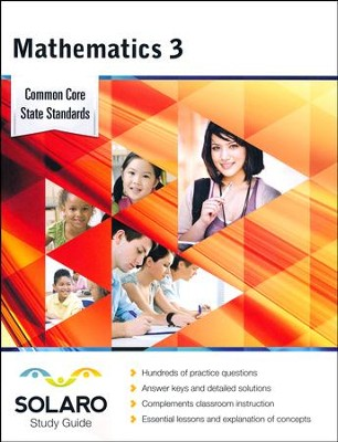 Solaro Study Guide Mathematics 3  -