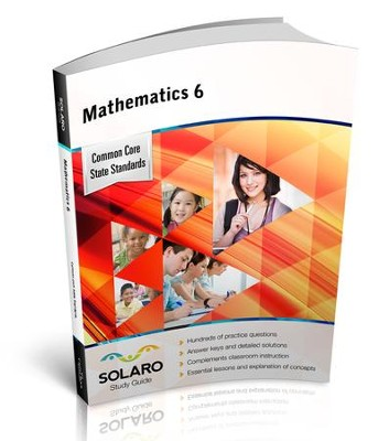 Solaro Study Guide Mathematics 6  -