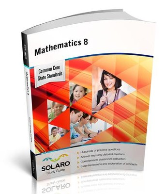 Solaro Study Guide Mathematics 8  -