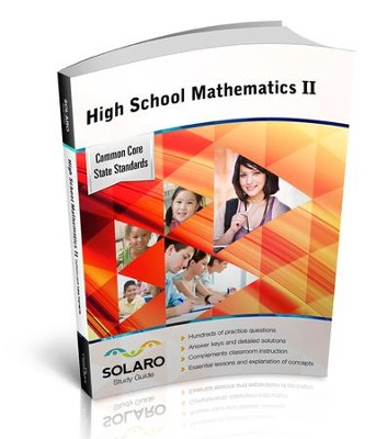 Solaro Study Guide High School Mathematics 2  -