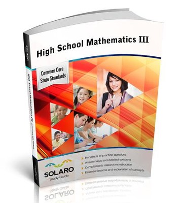 Solaro Study Guide High School Mathematics 3  -