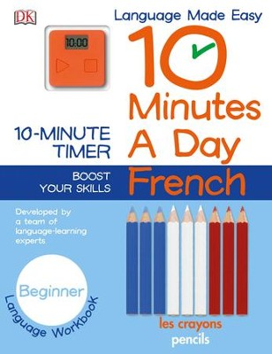 10 Minutes a Day: French, Beginner  -