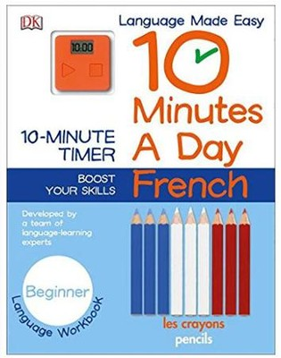 10 Minutes a Day: Spanish, Beginner  -