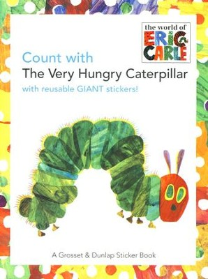 Count With the Very Hungry Caterpillar  -     By: Eric Carle