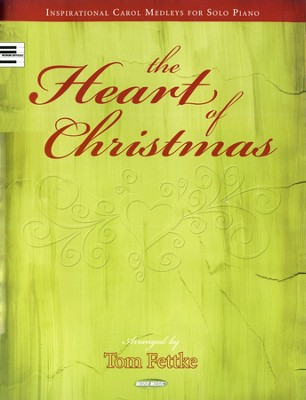 The Heart of Christmas, Piano Folio   -
