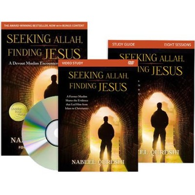 Seeking Allah, Finding Jesus Group Study Kit   -