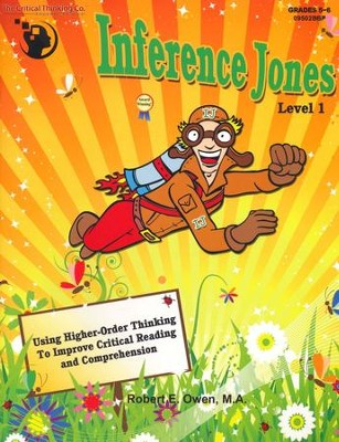 Inference Jones Level 1   -