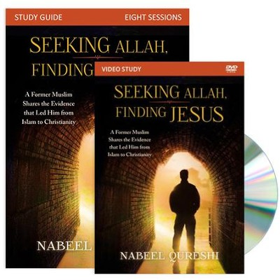 Seeking Allah, Finding Jesus, DVD with Study Guide   -
