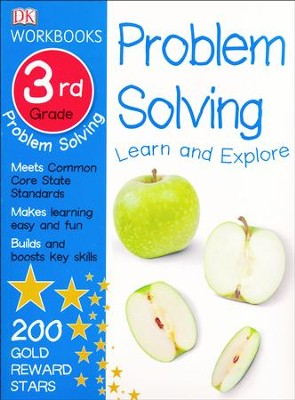 DK Workbooks: Problem Solving, Third Grade  -