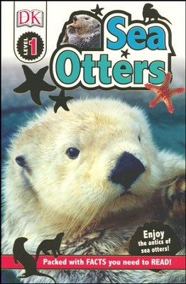 DK Readers L1: Sea Otters  -