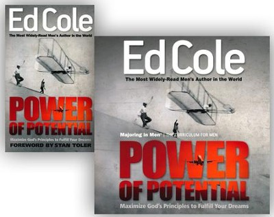 The Power of Potential - Book and Workbook 2 Pack  -     By: Ed Cole