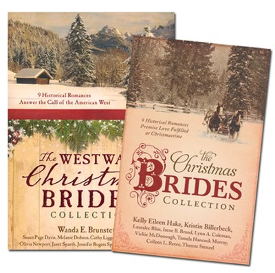 Barbour Christmas Brides Collection - 2 Pack  -     By: Wanda E. Brunstetter, Susan Page Davis, Melanie Dobson, Cathy Liggert & Others