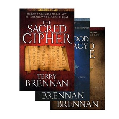 The Jerusalem Prophecies, Volumes 1-3  -     By: Terry Brennan
