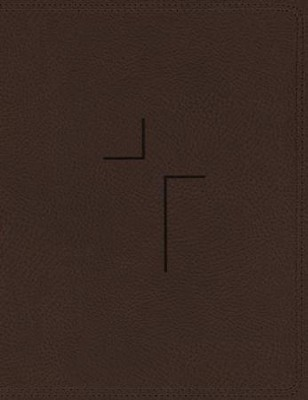The Jesus Bible, NIV Edition, Soft Leather-Look Brown   -     Edited By: Passion