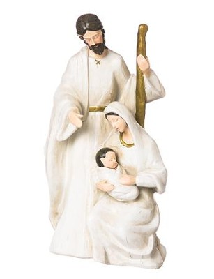Nativity Scene Tabletop Figurine  -