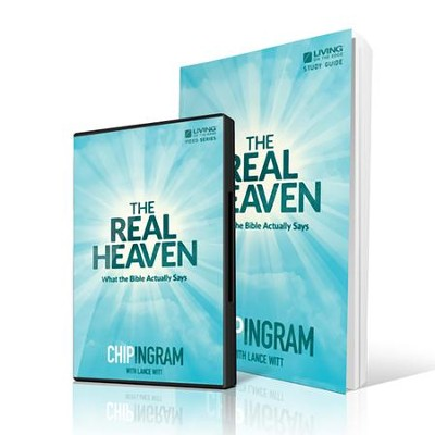 The Real Heaven Personal Study Kit (1 DVD Set & 1 Study Guide)  -