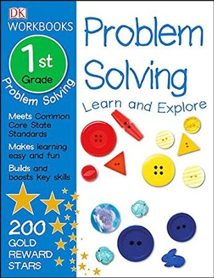DK Workbooks: Problem Solving, First Grade  -