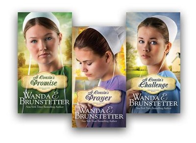 INDIANA COUSINS, Volumes 1-3   -     By: Wanda E. Brunstetter