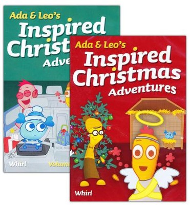 Ada & Leo's Inspired Christmas - Volumes 1 & 2  -
