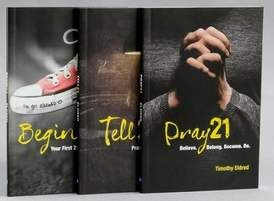 21 Day Devotionals - 3 Pack  -     By: Timothy Eldred