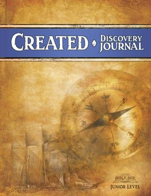 National Bible Bee Discovery Journal, 2017 Junior Edition: Book  + PDF  -