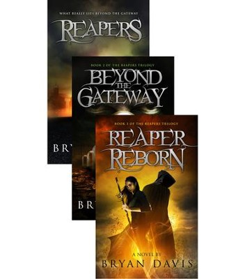 The Reapers Trilogy - 3 Pack  -     By: Bryan Davis