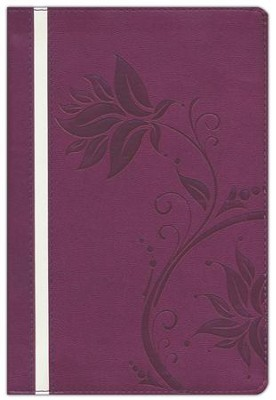 A Woman After God's Own Heart Bible: Berry Imitation Leather  -     By: Elizabeth George