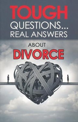Tough Questions...Real Answers About Divorce (Pack of 5)   -