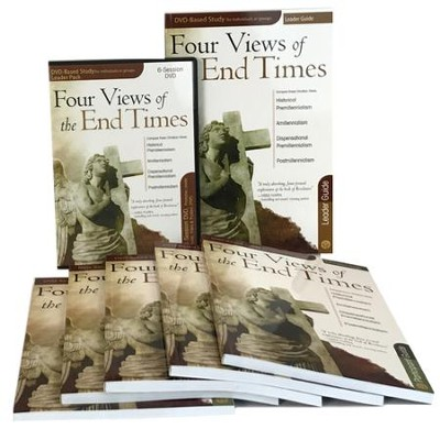 Four Views of the End Times DVD package special   -