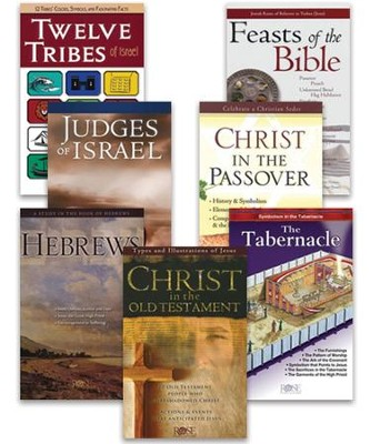 Jewish Cutoms Made Easy 7-Pamphlet Bundle   -