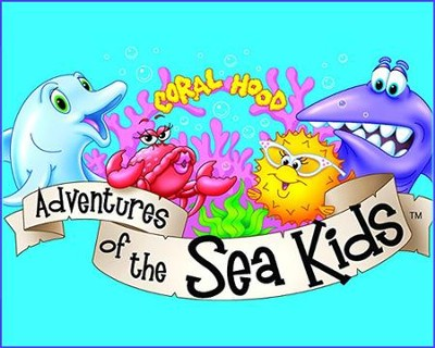 Adventures of the Sea Kids - 5 Pack (hardcover edition)  -     By: Lee Ann Mancini