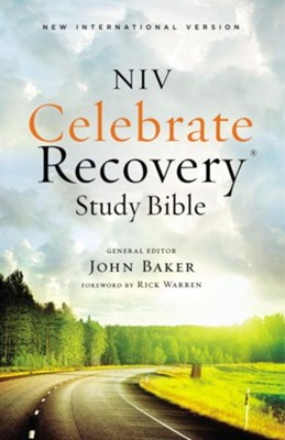 NIV Celebrate Recovery Study Bible, softcover  -     Edited By: John Baker     By: Edited by John Baker
