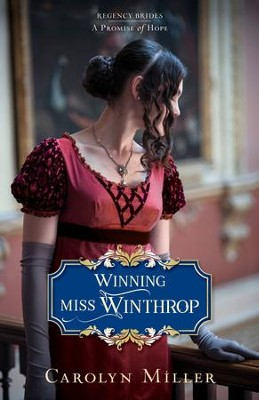Winning Miss Winthrop #1   -     By: Carolyn Miller