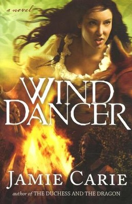 Wind Dancer    -     By: Jamie Carie