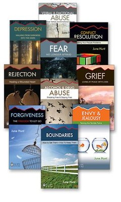Hope for the Heart Series, 10 volume bundle   -