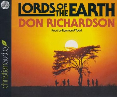 Lords of the Earth - Unabridged Audiobook on CD  -     Narrated By: Raymond Todd     By: Don Richardson