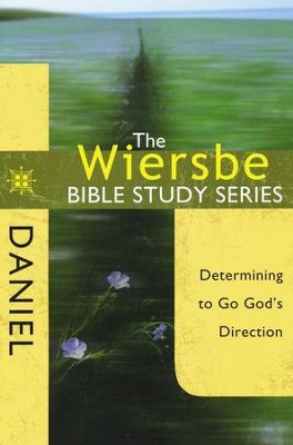 Daniel: The Warren Wiersbe Bible Study Series   -     By: Warren W. Wiersbe
