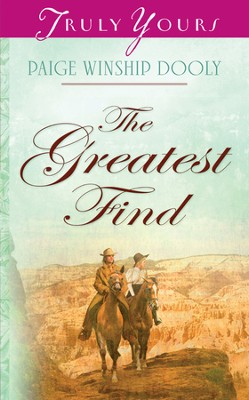 The Greatest Find - eBook  -     By: Paige Winship Dooly