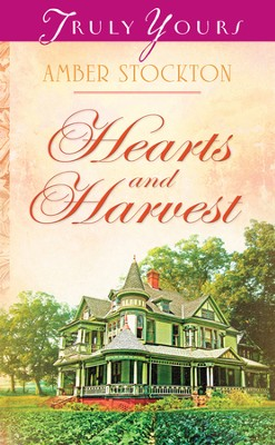 Hearts and Harvest - eBook  -     By: Amber Stockton
