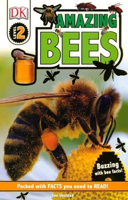DK Readers L2: Amazing Bees  -