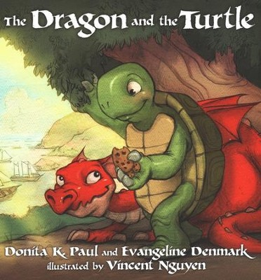 The Dragon and the Turtle  -     By: Donita K. Paul, Evangeline Denmark     Illustrated By: Vincent Nguyen