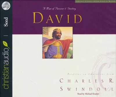 Great Lives: David - Unabridged Audiobook on CD  -     By: Charles R. Swindoll