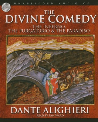 The Divine Comedy - Audiobook on CD  -     By: Dante Alighieri