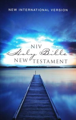 NIV  Outreach New Testament, Paperback   -