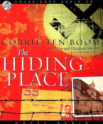 The Hiding Place - Audiobook on CD  -     By: Corrie ten Boom