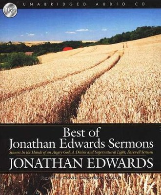 Best of Jonathan Edwards Sermons - audiobook on CD  -     By: Jonathan Edwards