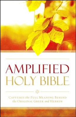 Amplified Outreach Bible, Paperback  -     Edited By: Lockman Foundation