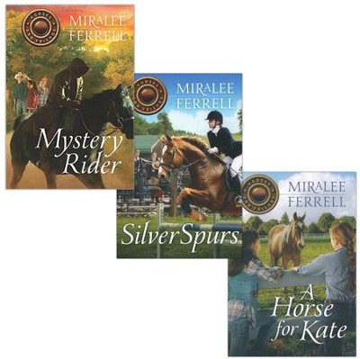 Horses and Friends Series, Volumes 1-3  -     By: Miralee Ferrell