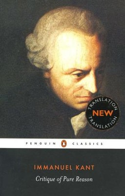 Critique of Pure Reason  -     By: Immanuel Kant