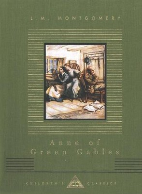 Anne of Green Gables   -     By: L.M. Montgomery, Cybil Tawse     Illustrated By: W.A. Claus